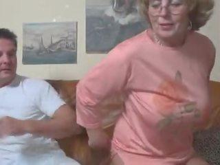 Großmutter Gets Gefickt Schwer